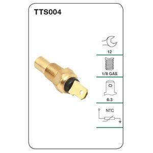 Tridon Engine Temp Switch TTS004 fits Daihatsu Feroza Hard Top 1.6 i 16V