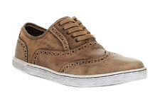 New Bed|Stu Bauer Wingtip Leather Men Shoes Size 9