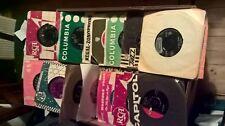 LIST D 99p Single Sale Pick from List - 50s - 60s  ROCK, POP, EASY, JAZ
