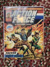 Action Force G.I. Joe Lot Of 34 Marvel Comics #'s 1-37 Plus More! CGC Ready!!