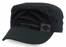 a4c92fff Harley-Davidson Women's Midnight Special B&S Painter's Cap, Black PC26430