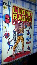 SPIDERMAN - L' UOMO RAGNO GIGANTE # 13  - EDIZIONE CORNO - ORIGINALE - 1977