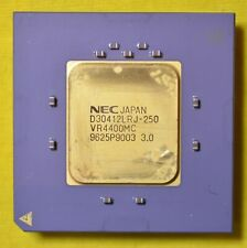 NEC D30412LRJ-250 VR4400MC 3.0 VINTAGE MIPS CPU PROCESSOR