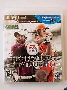 Tiger Woods PGA Tour 13 (Sony PlayStation 3, 2012) PS3 Video Game