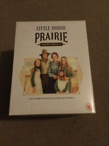 Little House on the Prairie - The Complete Series 1-9 (DVD, 2018, 54-Disc Set)