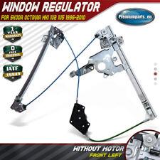 Window Regulator w/o Motor for Skoda Octavia MKI 1U2 1U5 Front Left 1U0837461B