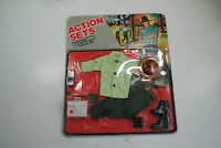 """MR ACTION MAN  LJN TOYS 1970   OUTFIT """"  FIRE CHIEF   """" MOC"""
