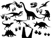 DIE cut out Silhouette Dinosauri 19 forme di scarto Books Card Making