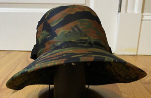 adidas Men's Victory III Bucket Hat Camo S/M NEW Authentic Camouflage Boonie