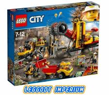 LEGO City Mining Experts Site 60188 Sealed FREE POST