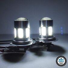 For MERCEDES-BENZ 2x Genuine CREE XR-E LED H7 Fog Driving Light Bulb Xenon 6000k