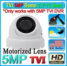 LEXAcctv 5MP TVI HD 2.7-13.5mm MOTORIZED Zoom WeatherProof Video CCTV Camera .
