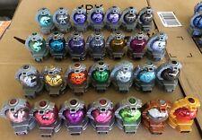 Uchu Sentai Kyuranger Large Lot Of 56 Kyutama