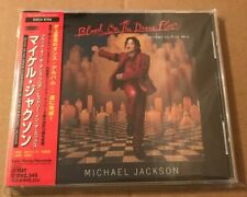 Michael Jackson - Blood On The Dance Floor Japanese Cd + Obi + Lyric Booklet