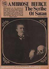 Ambrose Bierce-ScribeOf Satan +Danziger,DeYoung,Gilbert,Goebel,Harasthy,Hazen