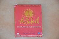 coffret collector DVD - Le Roi Soleil - spectacle musical Kamel Ouali