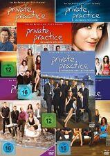 PRIVATE PRACTICE 1-6 DIE KOMPLETTE STAFFEL / SEASON 1 2 3 4 5 6 DVD DEUTSCH
