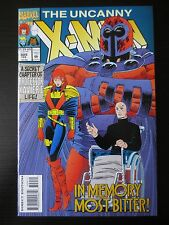 The Uncanny X-Men #309 NM Magneto, Professor X, Jean Grey, Cyclops (C0803)