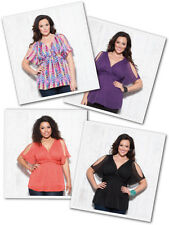 Wholesale LOT 40 Womens clothing Tops Blouses Pants Dresses Apparel Plus size XL