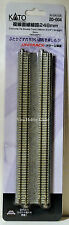 "Kato 20004 N Concrete Tie DoubleTrack Straight 248mm (9-3/4"") 2pcs. WS248PC. New"