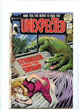 Unexpected #136 (1972) DC Horror VF 8.0