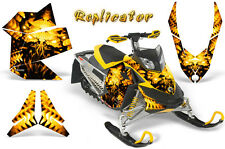 SKI-DOO REV XP SNOWMOBILE SLED GRAPHICS KIT WRAP DECALS CREATORX RCY