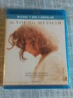 NEW The Young Messiah (Blu-ray+DVD, 2 Disc Set, 2016) Like New Condition