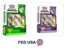 Pokemon Mythical Shaymin, Mythical Genesect Collection 20 Anniversary Generation