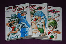 FULL SET ! - Abi Umeda - Soleil Manga - Intégrale N° 1 à 3