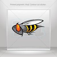 Stickers Decal Bee Hornet Wasp Guardian Atv Bike Garage bike st5 XR355