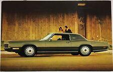 1971 Ford Thunderbird 2 Door Landau Factory Issued Postcard ~ Poughkeepsie NY