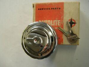 NOS 1957 - 1968 Ford Locking Gas Cap Galaxie Fairlane 1967 1966 1965 1964 1963