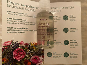 NEW Aveda Stress Fix Composition Oil FULL SIZE!