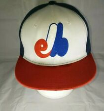 Tosa Montreal Expos Snapback Hat