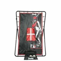 Baseball Practice Drills Equipment Net Softball Hitting Pitching Screen Throwing
