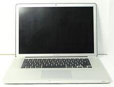 """Apple MacBook Pro 15"""" 2010 A1286 i7 8 GB RAM 320 GB HDD MC373LL/A OSX C Grade"""