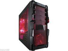 AMD Quad Core Gaming Desktop PC Computer 4.0 GZ Custom Built System  WIN 7 New