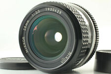 [Exc++++] Nikon NIKKOR Ai 28mm F/3.5 Wide Angle MF Camera Lens From Japan a299
