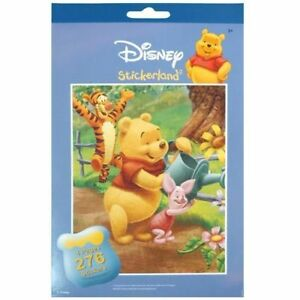 200+ Stickers Disney Winnie The Pooh & Friends Reward Party Favor NEW