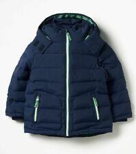 Boden Nordstrom Navy Boy's Blue Padded Jacket Size 4 5 $66