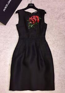 Stunning £ 2600 Dolce & Gabbana dress IT size 42/INT M/UK 10/US 6 immaculate