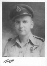 STTF49 RAF signed photo Battle of Britain Blenheim Air Gunner COOPER