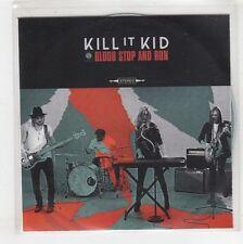 (GS532) Kill It Kid, Blood Stop And Run - 2015 DJ CD
