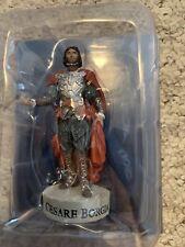 Assassins Creed Hachette Issue 5 Official Collection Cesare Borgia Figure