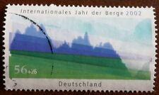 Umweltschutz 2002: Internationales Jahr der Berge Nr.2231 gest.
