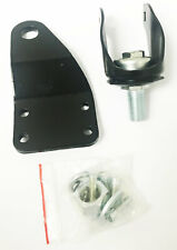 Right Front Caster w/Bracket for Razor Crazy Cart DLX