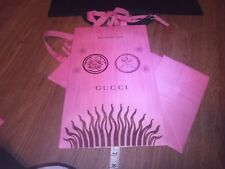 80dde1e66e6 Gucci Holiday 2018.pink   gold carrier bag