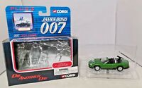 CORGI JAMES BOND 007 1:64 - DIE ANOTHER DAY - JAGUAR XKR - TY95401