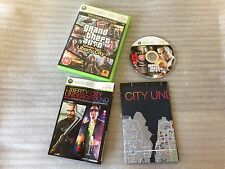 Grand Theft Auto Episodes From Liberty City For Microsoft Xbox 360 Game PAL