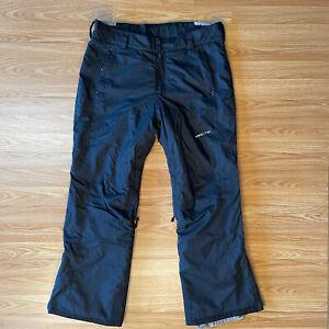 ARCTIX - Women's XL - Insulated Waterproof Ski Pant Snow Black Cold Weather Gear